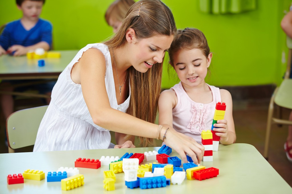 Love Children? Here Are 5 Tips to Be a Nursery Teacher