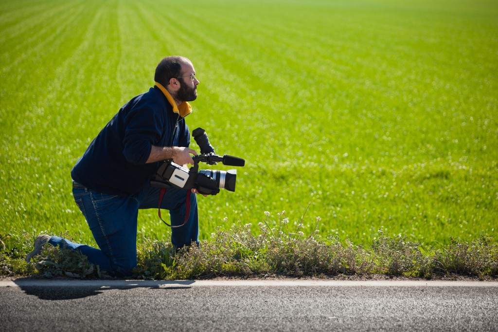 5 Steps to Becoming a Cameraman