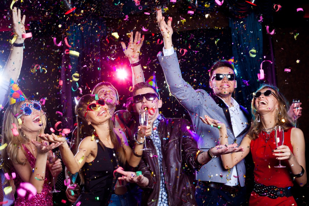 4 Tips to get the party started