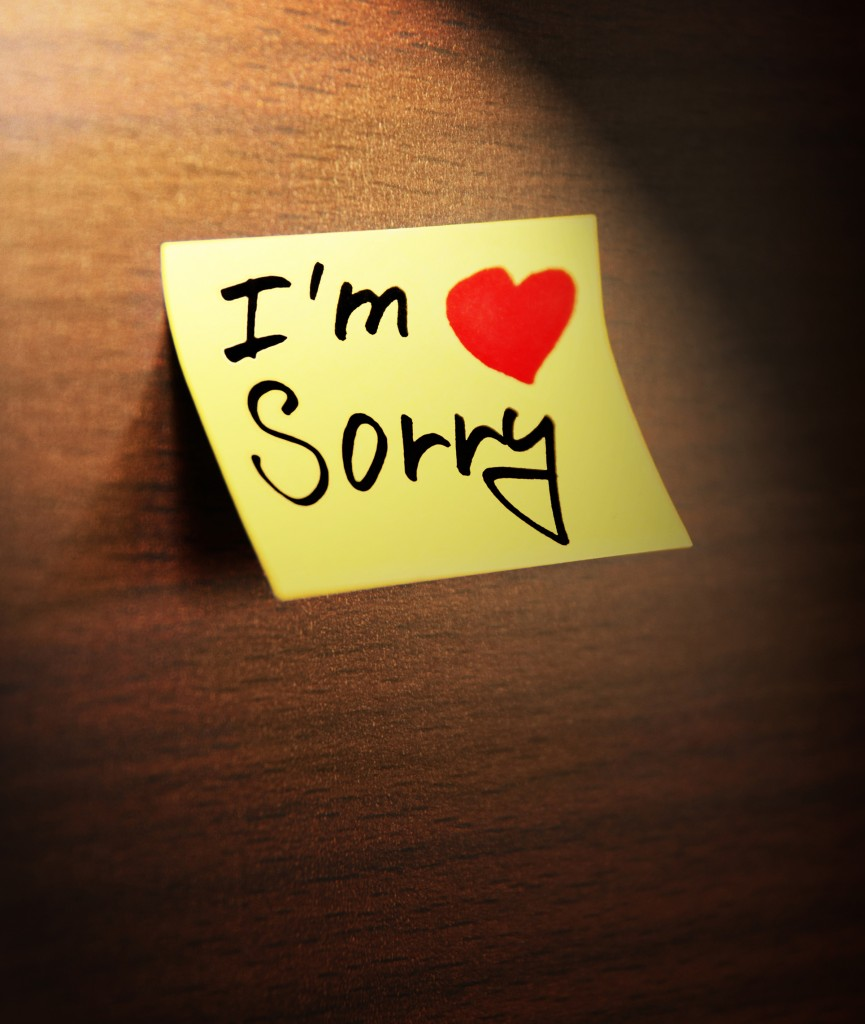 6 Ways to apologize