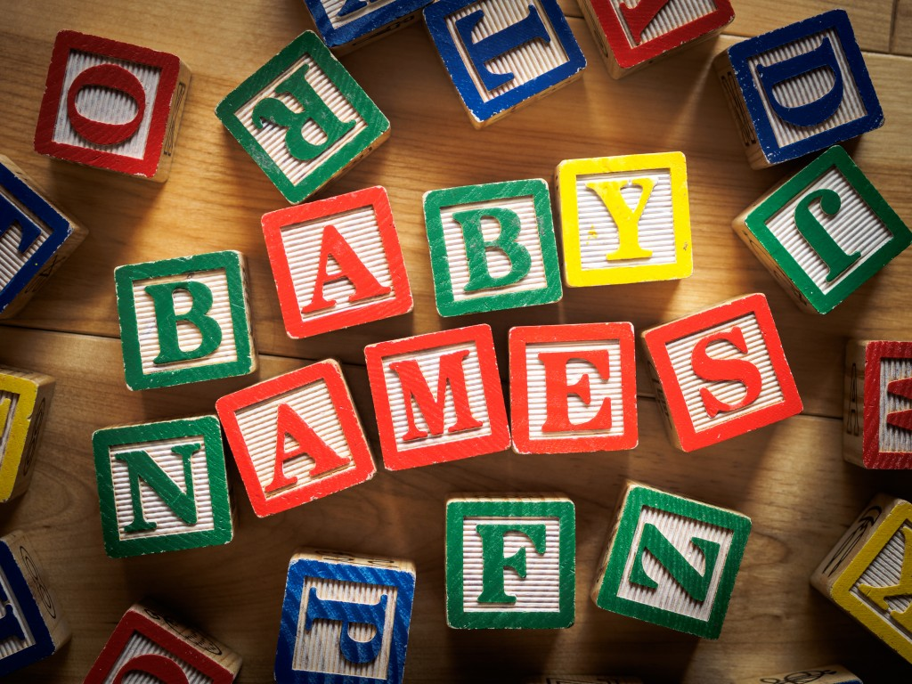10 Tips For Choosing Baby's Name