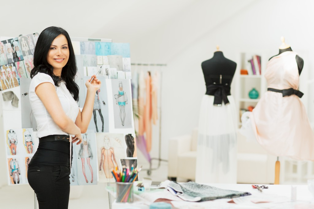 5 Insider Tips on becoming a Fashion Designer